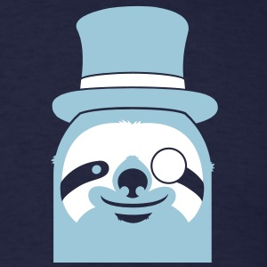 Sir Sloth - Men's T-Shirt