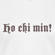 Design ~ Women's Ho Chi Min Tshirt