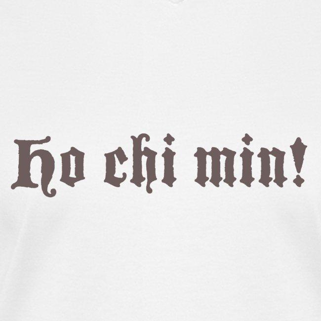 Women's Ho Chi Min Tshirt