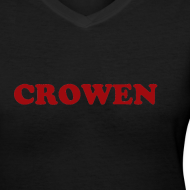Design ~ Women's CROWEN Tshirt