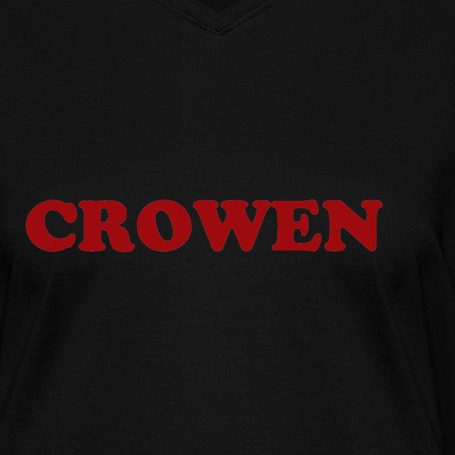 Women's CROWEN Tshirt