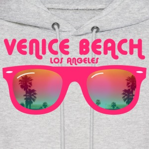 Venice beach los angeles Hoodies - Men's Hoodie