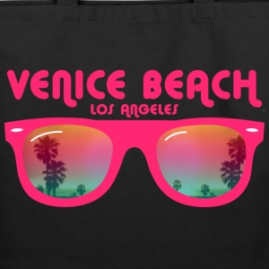 Venice beach los angeles Bags  - Eco-Friendly Cotton Tote