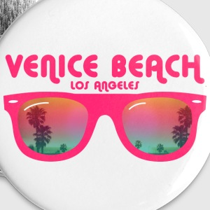 Venice beach los angeles Buttons - Small Buttons