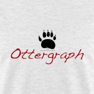Design ~ Ottergraph Men's Tshirt