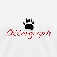 Design ~ Ottergraph Women's Tshirt