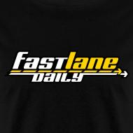 Design ~ Fast Lane Daily Logo on T
