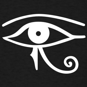 Eye of Horus VECTOR T-Shirts - Men's T-Shirt