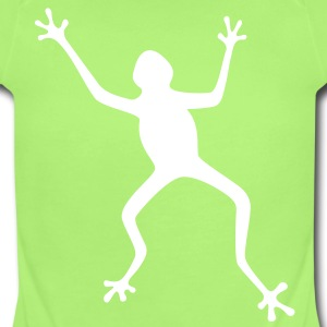Tree Frog Baby Bodysuits - Short Sleeve Baby Bodysuit