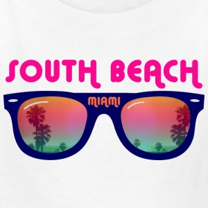 South Beach Miami sunglasses Kids' Shirts - Kids' T-Shirt