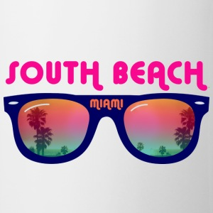 South Beach Miami  Gift - Coffee/Tea Mug