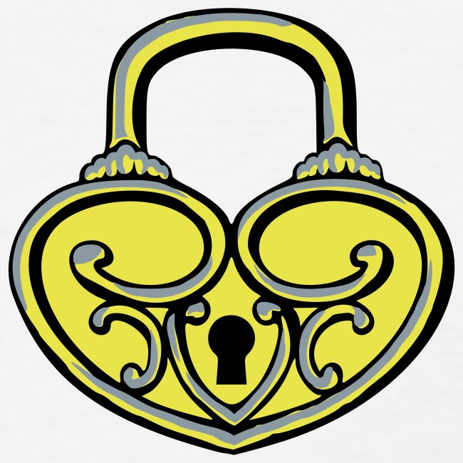Pop My Lock 3D-Yellow/Silver
