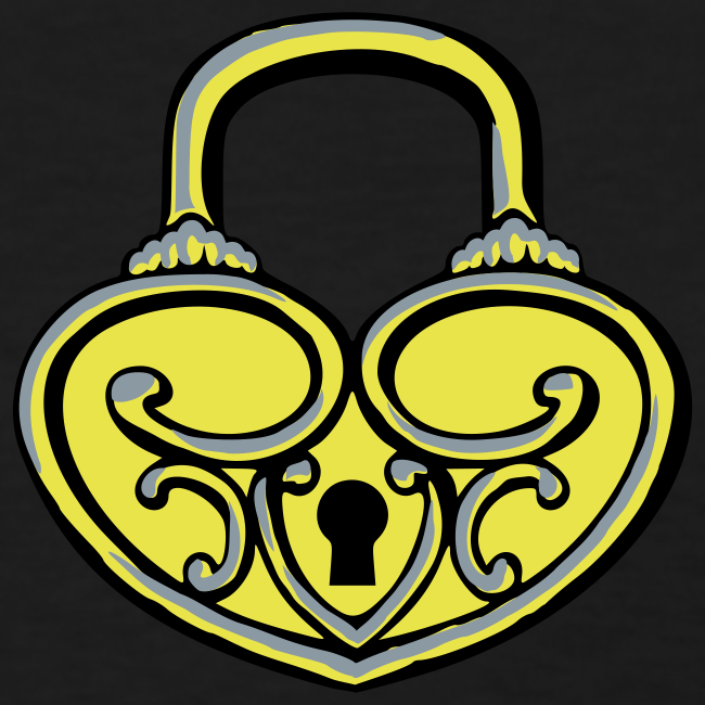 Pop My Lock 3D-Yellow/Silver