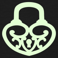 Design ~ Pop My Lock - Glow-in-the-dark