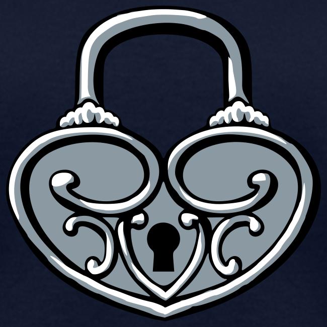 Pop My Lock 3D-Silver