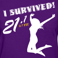 Design ~ I Survived! 21.1