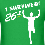 Design ~ I Survived! 26.2