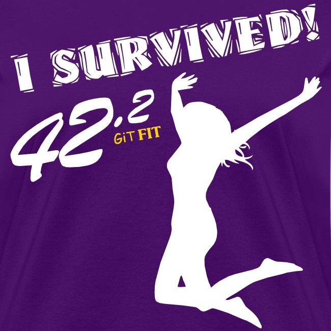 I Survived! 42.2