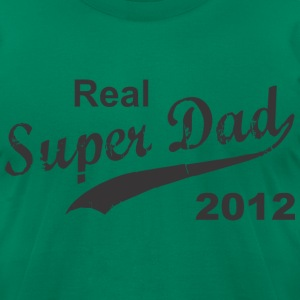 superdad T-Shirts - Men's T-Shirt by American Apparel