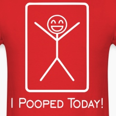 pooped T-Shirts