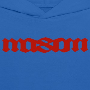 MASON palindromic top first name Sweatshirts - Kids' Hoodie
