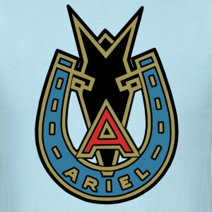 Ariel Motorcycles - Men's T-Shirt
