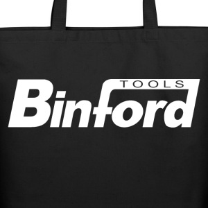 Binford Tools (home improvement) Bags  - Eco-Friendly Cotton Tote