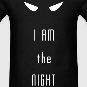 I am the Night - Men's T-Shirt