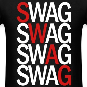 SWAG TWO COLOR VECTOR T-Shirts - Men's T-Shirt