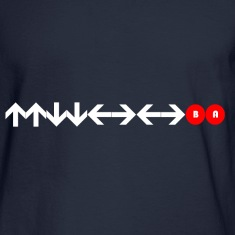 Konami Code Long Sleeve Shirts