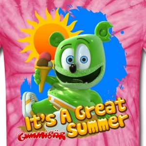 It's A Great Summer T-Shirts - Unisex Tie Dye T-Shirt