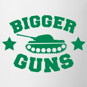 bigger guns Gift - Coffee/Tea Mug