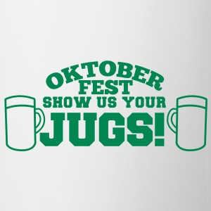 OKTOBERFEST  Show us your JUGS Gift - Coffee/Tea Mug