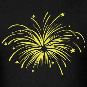 Fireworks VECTOR T-Shirts - Men's T-Shirt