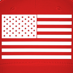 U.S. Flag VECTOR Caps - Baseball Cap
