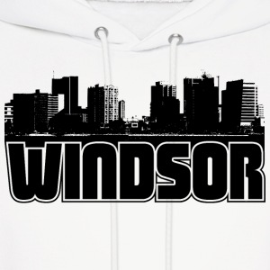 Windsor Skyline Hooded Sweatshirt - Men's Hoodie