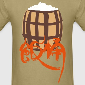 Rice Bucket in Chinese T-Shirts - Men's T-Shirt