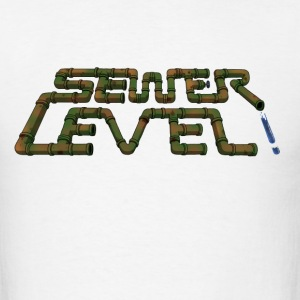 Sewer Level T-Shirts - Men's T-Shirt