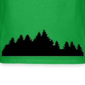Wood, forresst, nature T-Shirts - Men's T-Shirt