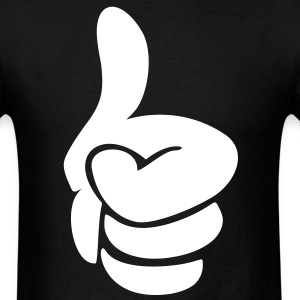 THUMBS UP T-Shirts - Men's T-Shirt