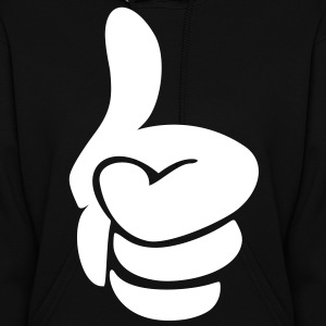 THUMBS UP Hoodies - Women's Hoodie