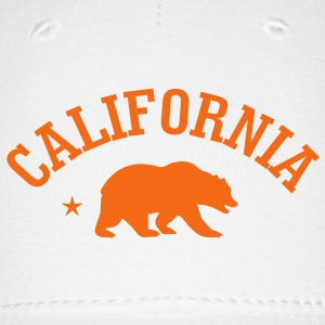 California Bear Cap - Baseball Cap