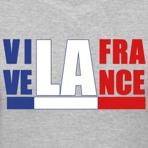 VIVE LA FRANCE - Women's V-Neck T-Shirt