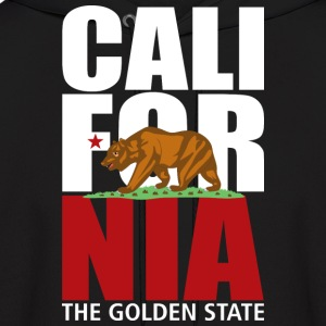 California 2 Colors - Men's Hoodie