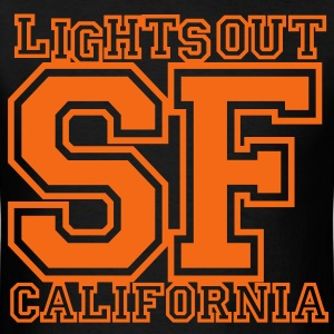 Lights out SF - Men's T-Shirt