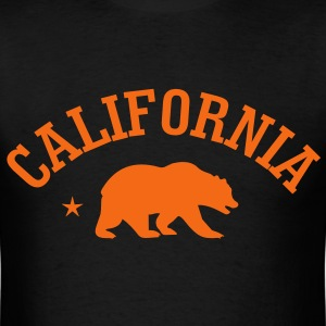 California BEAR - Men's T-Shirt