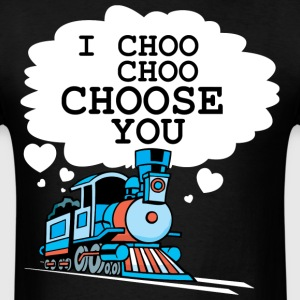 I CHOOSE YOU - Men's T-Shirt