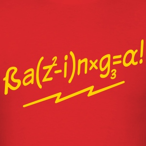 Bazinga! - Men's T-Shirt