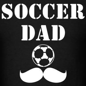 Soccer Dad - Men's T-Shirt