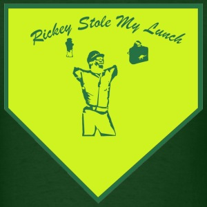 Rickey Stole My Lunch T-Shirts - Men's T-Shirt